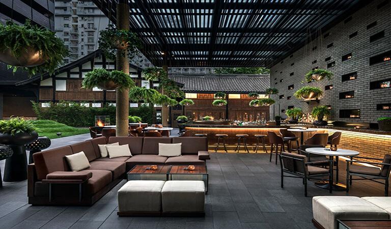 بهترین هتل های جهان - هتل تمپل هاوس