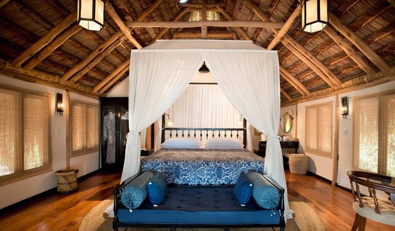 بهترین هتل های جهان - هتل AndBeyond Benguerra Island در موزامبیک