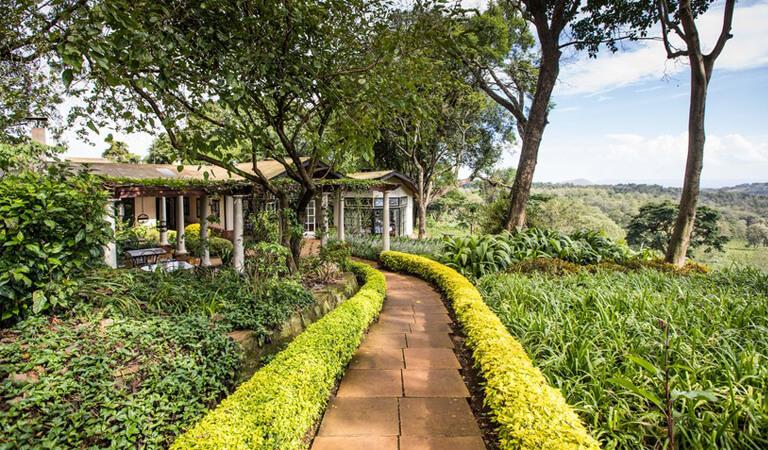 بهترین هتل های جهان - مزرعه گیب در تانزانیا
