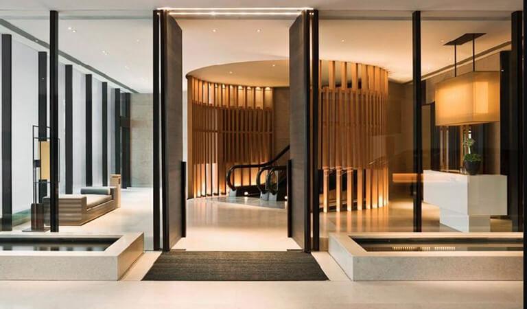 بهترین هتل های جهان - هتل مجلل Upper House