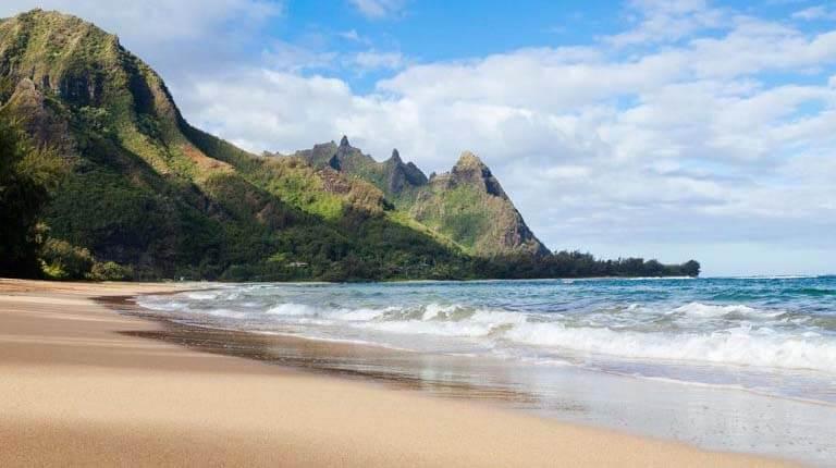 زيباترين سواحل دنيا - ساحل تونلها – کائوایی، هاوایی