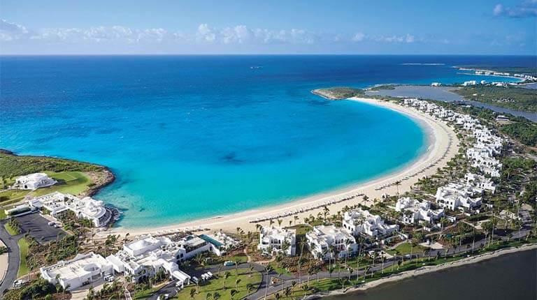 زيباترين سواحل دنيا - خلیج Maundays – آنگویلا