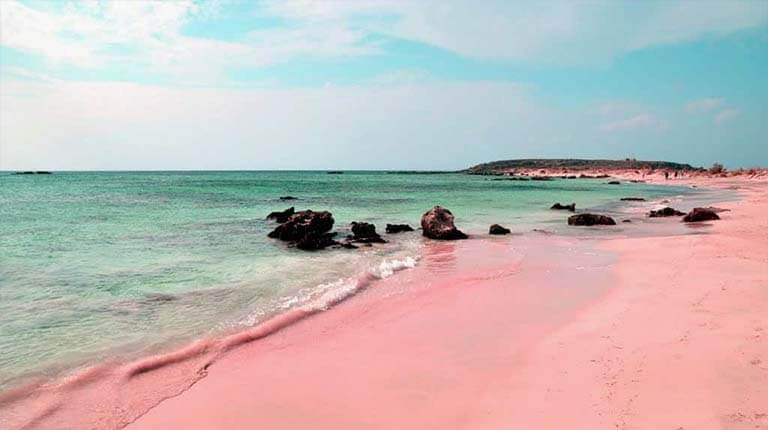 زيباترين سواحل دنيا - ساحل الافونیسی – یونان