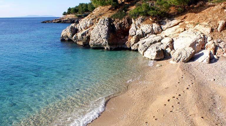 زيباترين سواحل دنيا - خلیج Jagodna – Hvar، کرواسی
