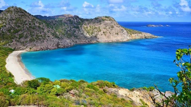 زيباترين سواحل دنيا - Gouverneur – سنت بارتس