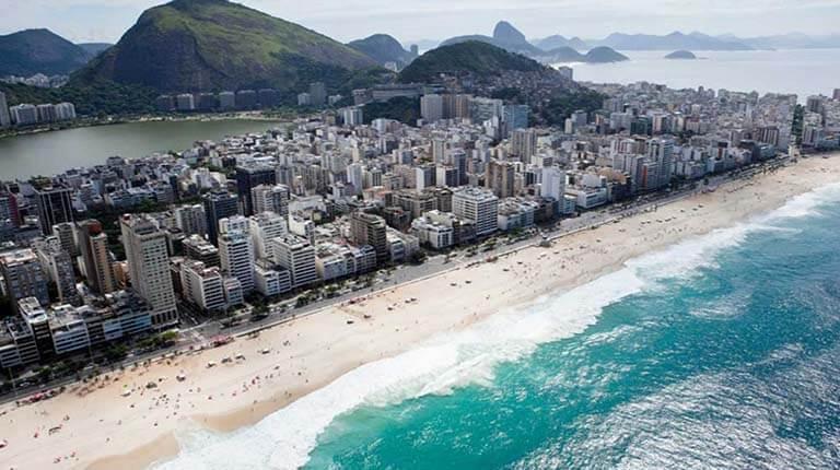 زيباترين سواحل دنيا - ساحل Ipanema - ریو دوژانیرو، برزیل