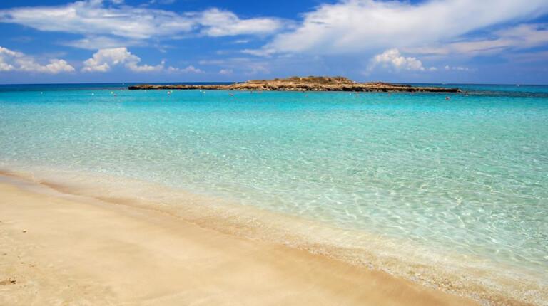 زيباترين سواحل دنيا - خلیج درخت انجیر – پروتاراس، قبرس