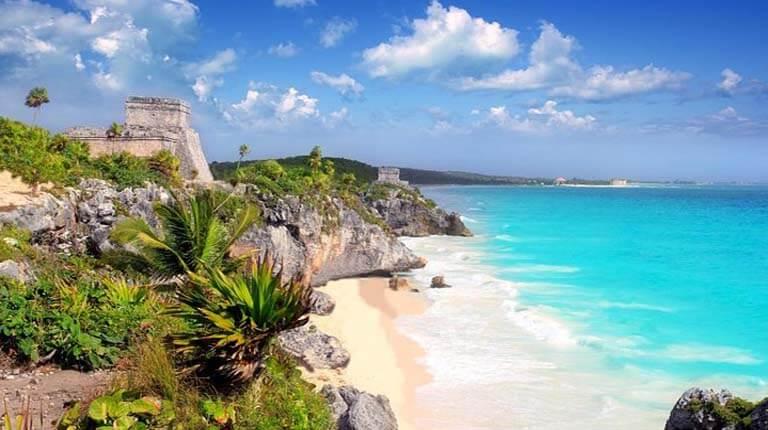 زيباترين سواحل دنيا - Playa Ruinas - کوئینتانا رو، مکزیک