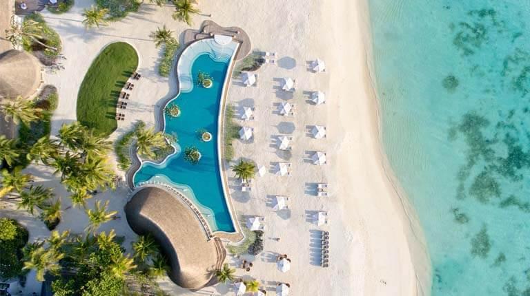 زيباترين سواحل دنيا - کانوهورا مالدیو - جزیره مرجانی مالدیو