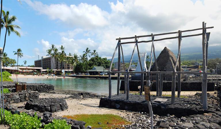 جزایر هاوایی - معبد Ahu'ena