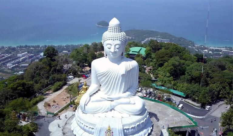جاهای دیدنی پوکت - بودای بزرگ – الوهیت و طبیعت