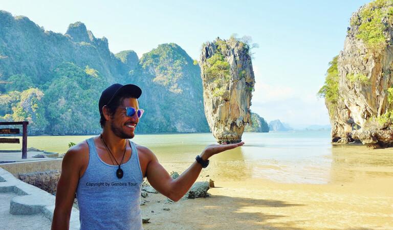 جاهای دیدنی پوکت - جزیره جیمز باند – زیباییِ بیحد و اندازه