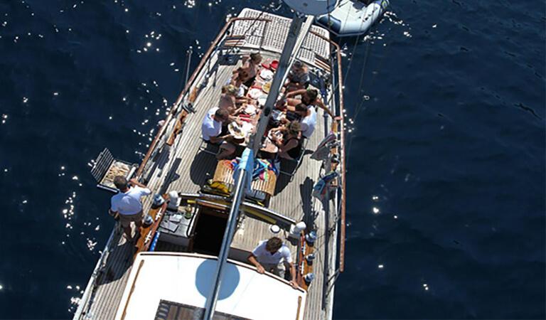 جاهای دیدنی پوکت - La Moet - سفر دریایی در روز