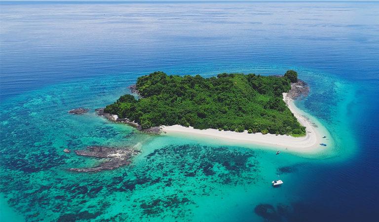 جزیره ماداگاسکار - جزیره تانیکلی (جزیره تانیهلی)