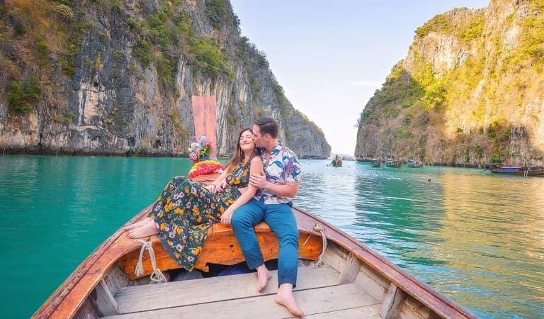 جاهای دیدنی پوکت - جزیره فیفی – یک هیجان آرام و بیسر و صدا