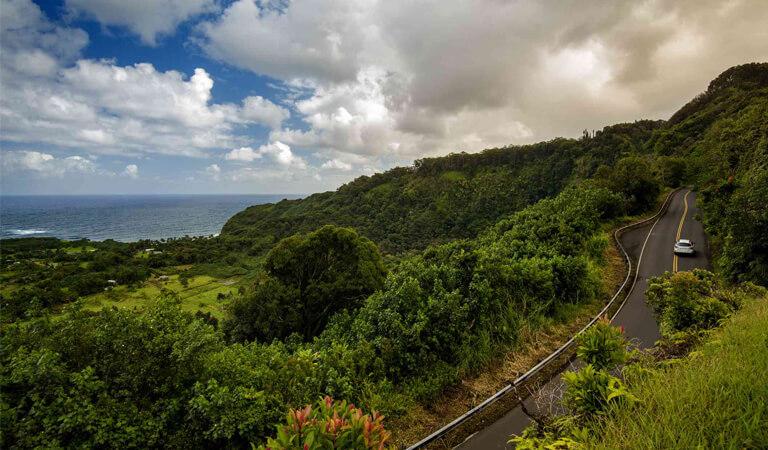 جزایر هاوایی - جاده هانا