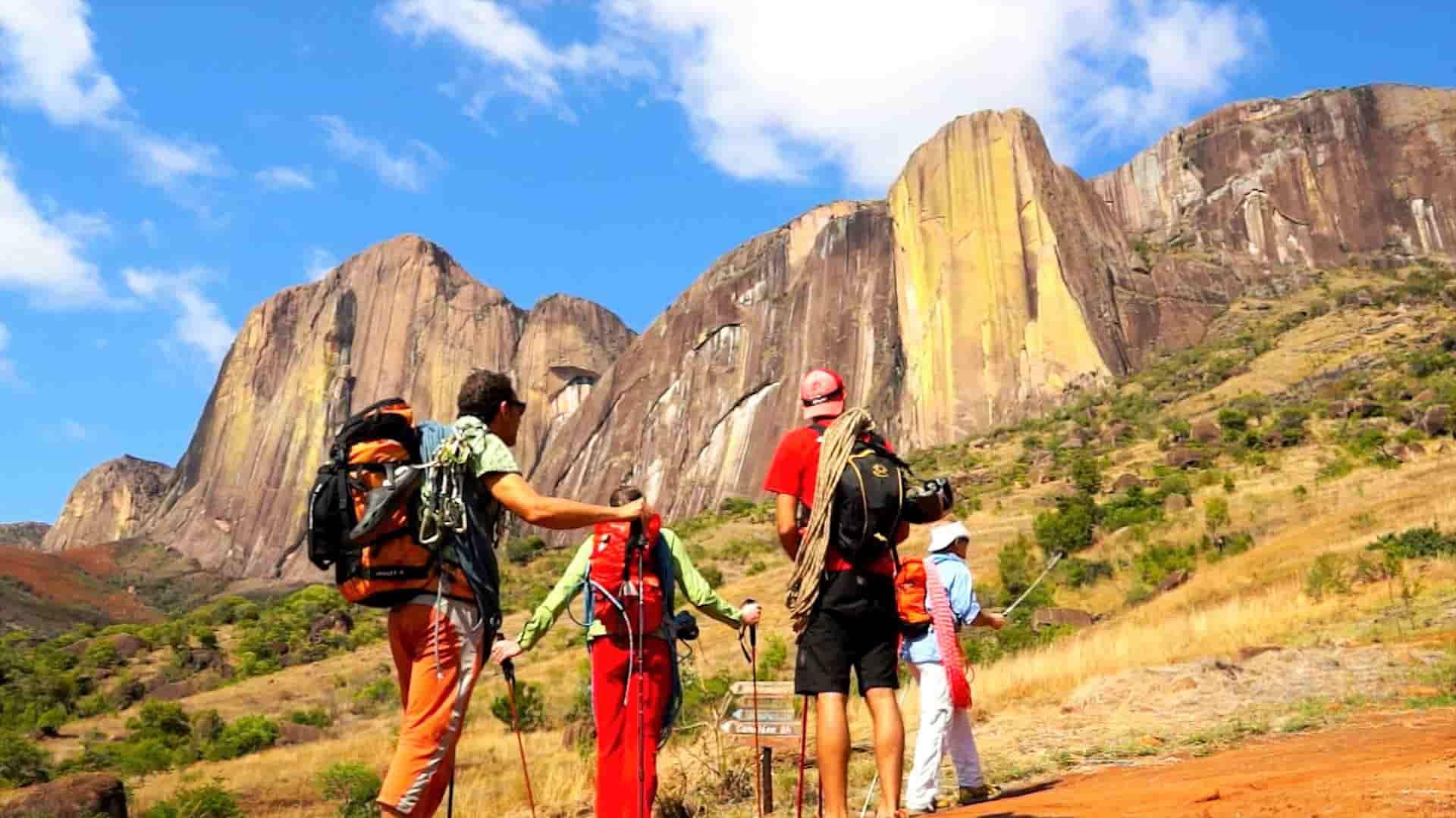 جزیره ماداگاسکار - گنبدهای تارانورو